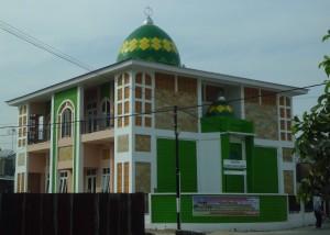 kubah masjid, kubah enamel, desain kubah masjid